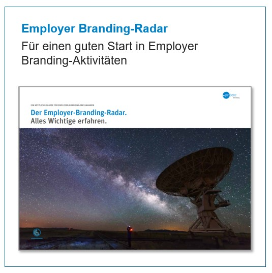 Employer-Branding Radar